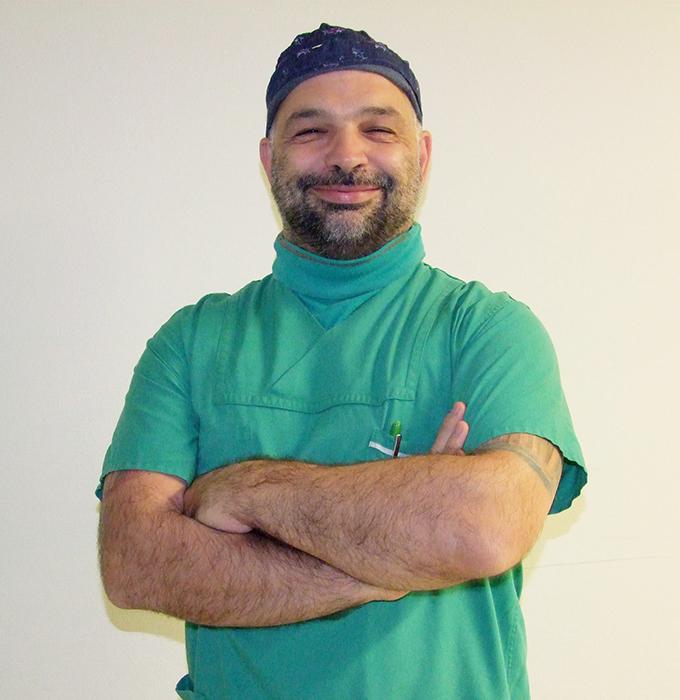 Marco Grabo - OP-Fachkraft für OP-Vent